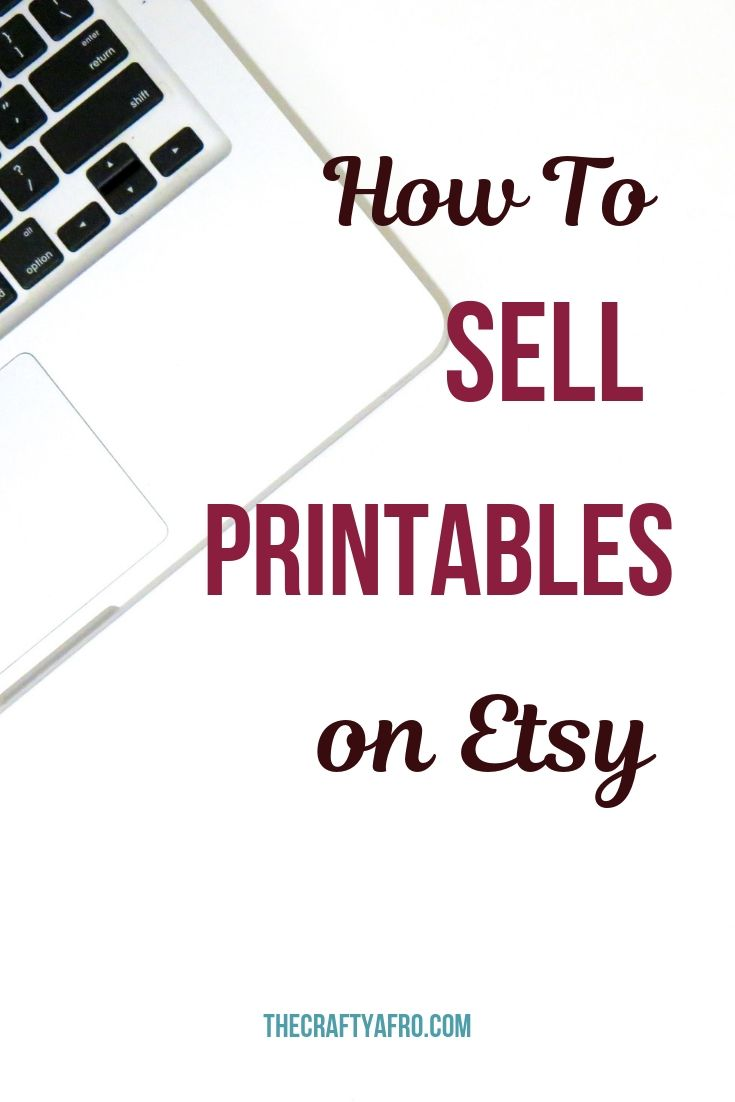 Learn how to create an Etsy shop and how to upload your first digital product to your store.