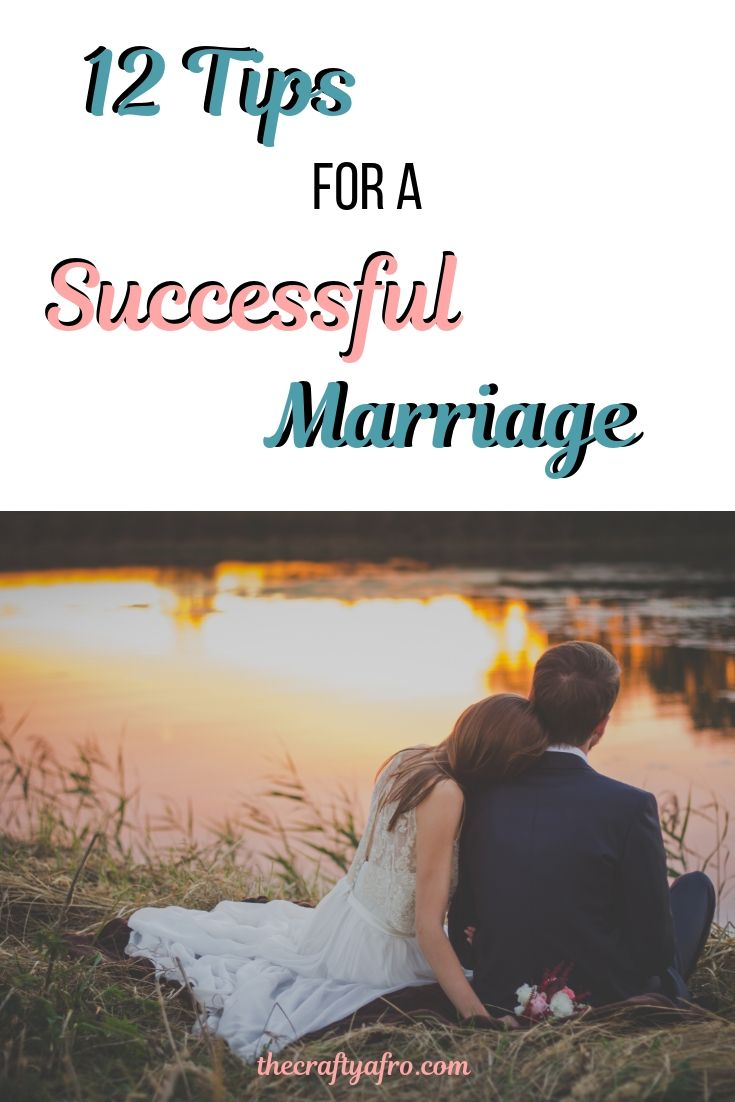 The average marriage in the US last between 7-8 years. However, you can learn how to build a successful marriage with these 12 tips.