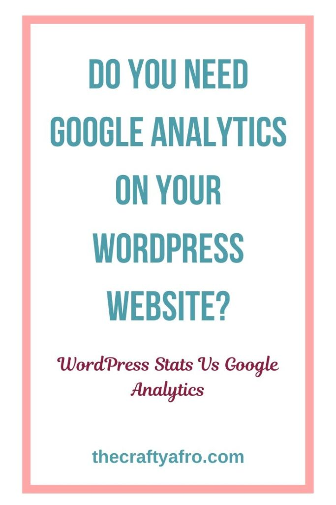 WordPress has finally given it's premium members access to Google Analytics? Why is this such a big deal for your website? How can Google Analytics teach you more about your audience? Click here to find out.