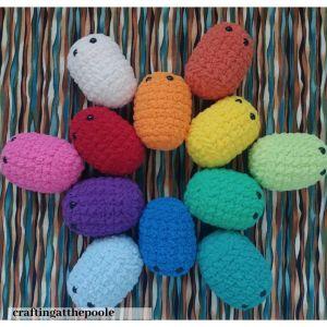 crochet stress balls