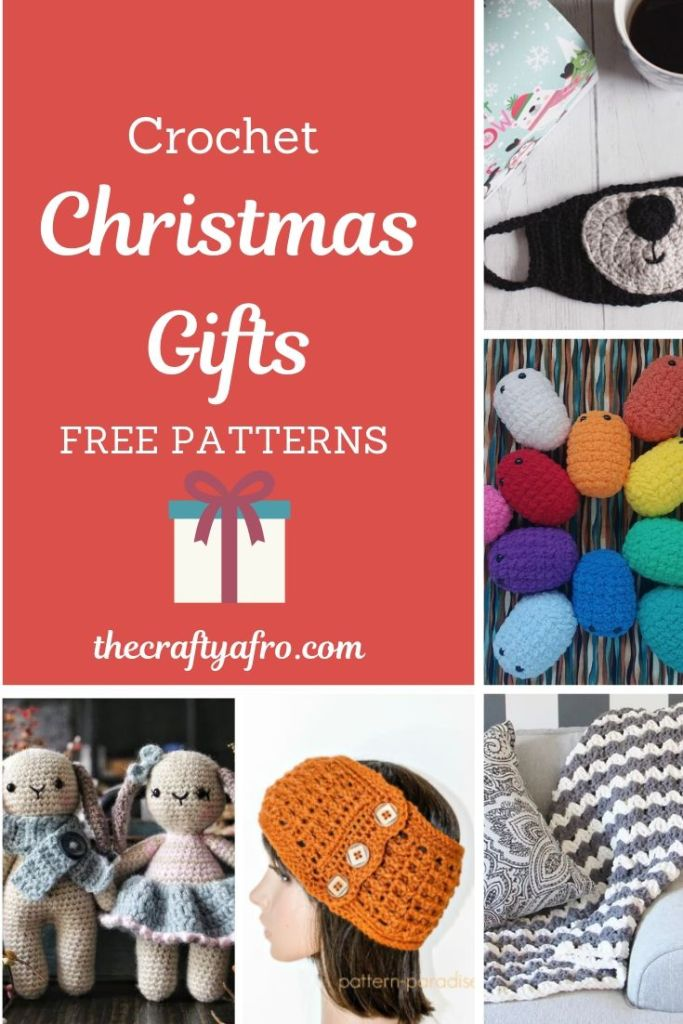 Get personal with your Christmas gifts this season. Instead buying a gift crochet a gift this year. Check out these awesome free crochet patterns that would make the perfect gift this holiday season.