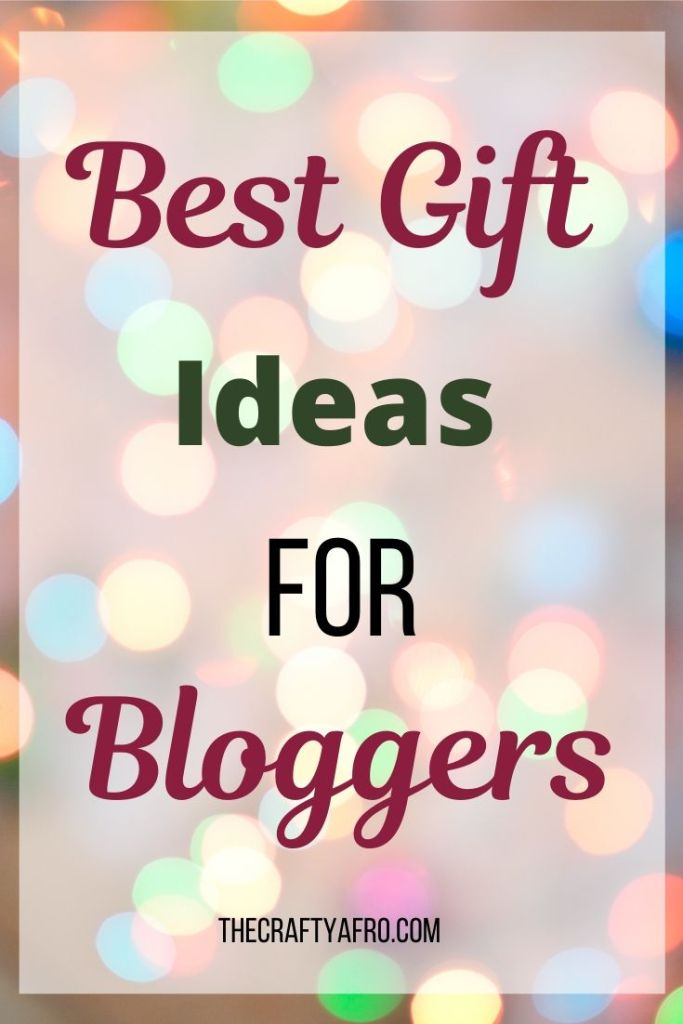 Being a new blogger is can be a challenge. Show your support for your blogging friends by purchasing one of these awesome gifts that will help them grow their blog.