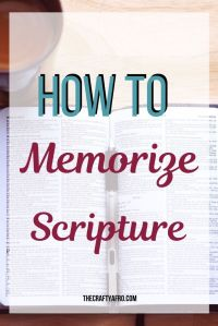 Looking for new ways to memorize scripture. Try one of these 13 easy ways to memorize bible verses.